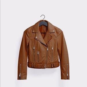 Aldo Leather Jacket